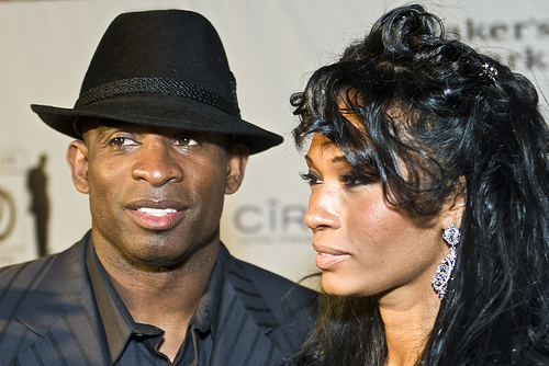 "Pilar Sanders Sues Deion For Being Attacked By His &Quot;play Play"" Aunt"