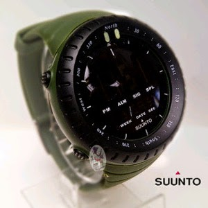 Jam Tangan Suunto Core Green Army