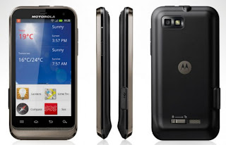 Motorola Defy XT Water Resistant Android Phone