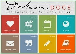 P. Dehon. Documentos