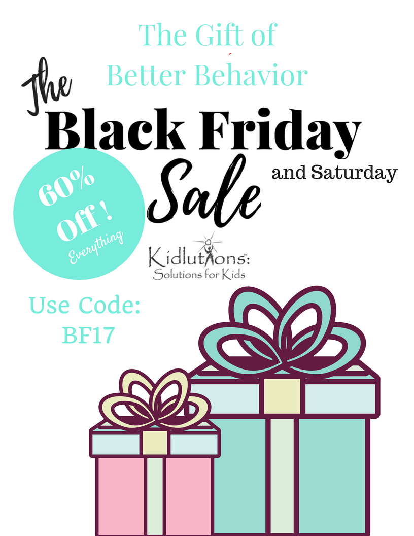 Black Friday {and Saturday}