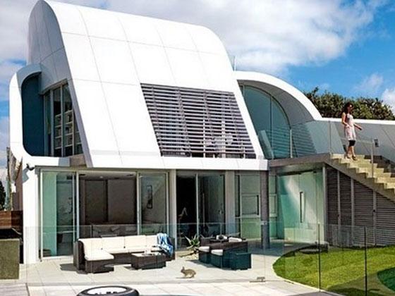 The Moebius House - Tony Owen Partners)