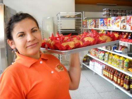 PanaFranz con el mejor pan del mercado en Salvatierra, Gto.