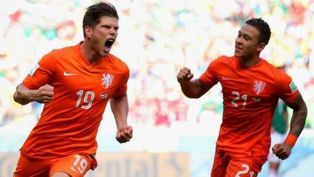 هولندا تفوز على المكسيك في مباراة درامية وتتأهل لربع النهائي