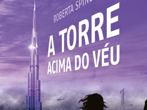 A Torre Acima do Véu, de Roberta Spindler e Giz Editorial