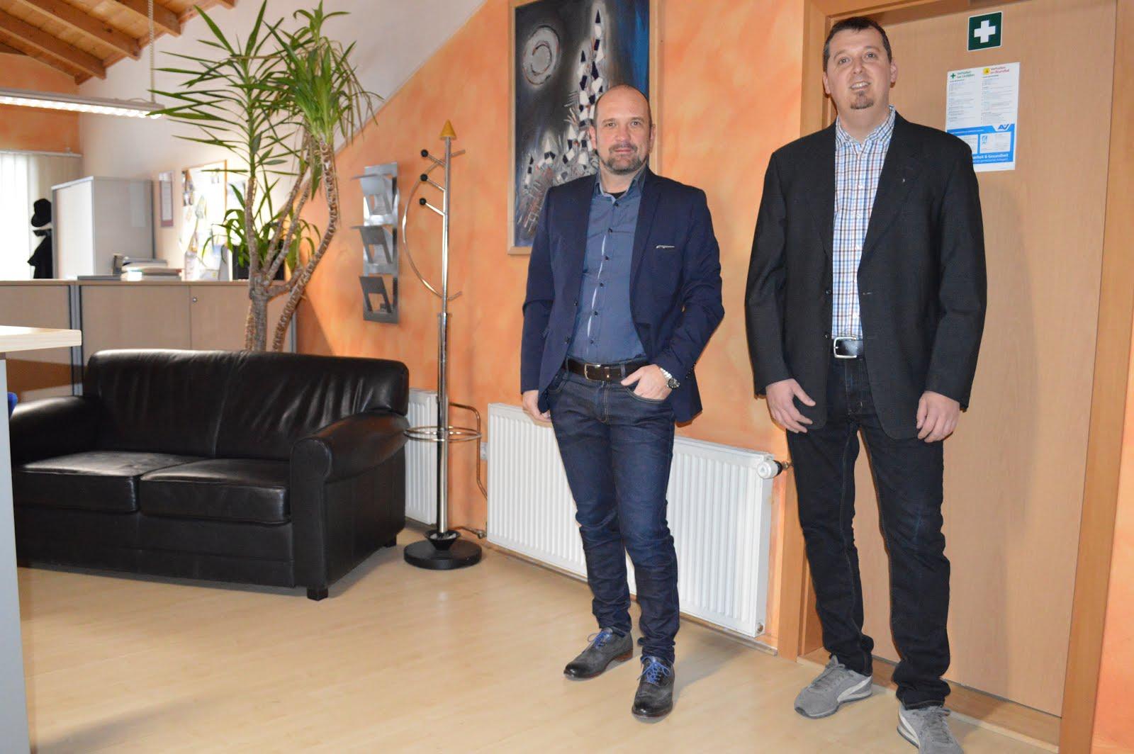 KPI GmbH, GF Heinz Martinz und PD Manuel Rogl