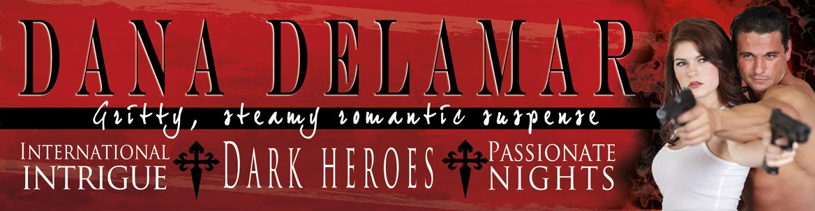 Dana Delamar - Romantic Suspense