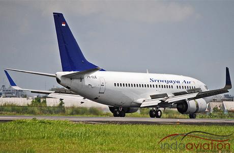 Sriwijaya Air 737-500