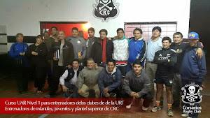 Curso UAR y actividades de TAG Rugby en Tucumán