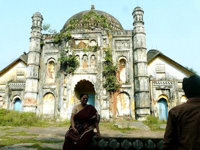 Mughal emperor Mahal