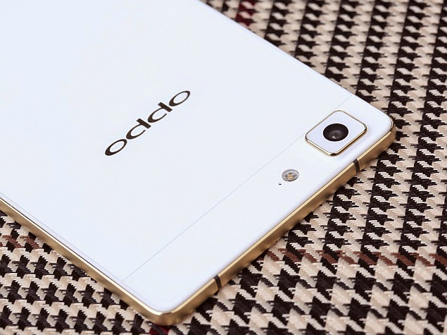 Oppo R5 Gilded Limited Edition