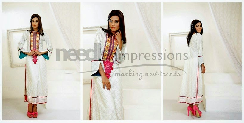 Needle Impressions Ready to Wear Lawn Prints