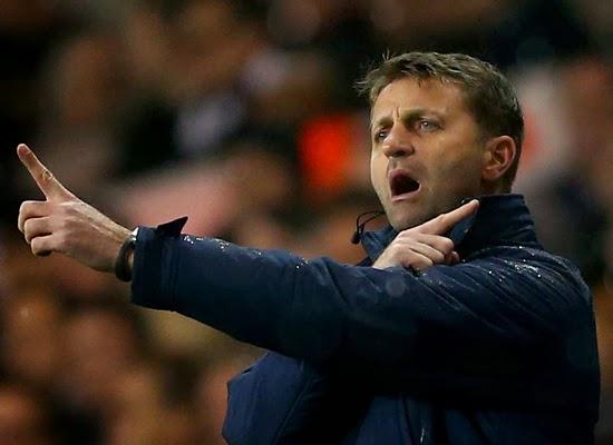 Tim Sherwood Tottenham Hotspur Manager 20132014