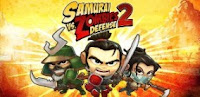 Download Android Game Samurai Vs Zombies Defense 2 + Data for Android 2013 Full Version