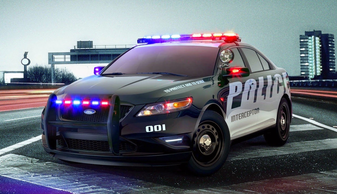 Ford Police Inteceptor