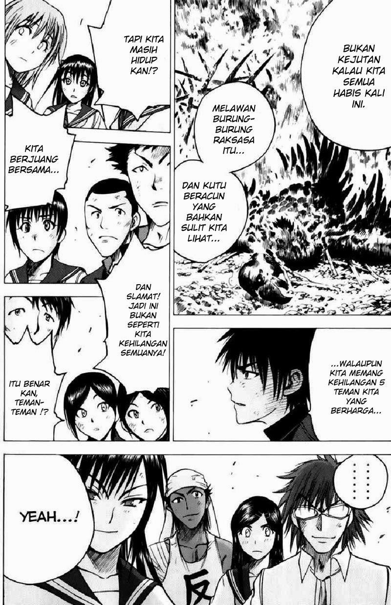 Komik cage of eden 053 - api keberangkatan 54 Indonesia cage of eden 053 - api keberangkatan Terbaru 8|Baca Manga Komik Indonesia|