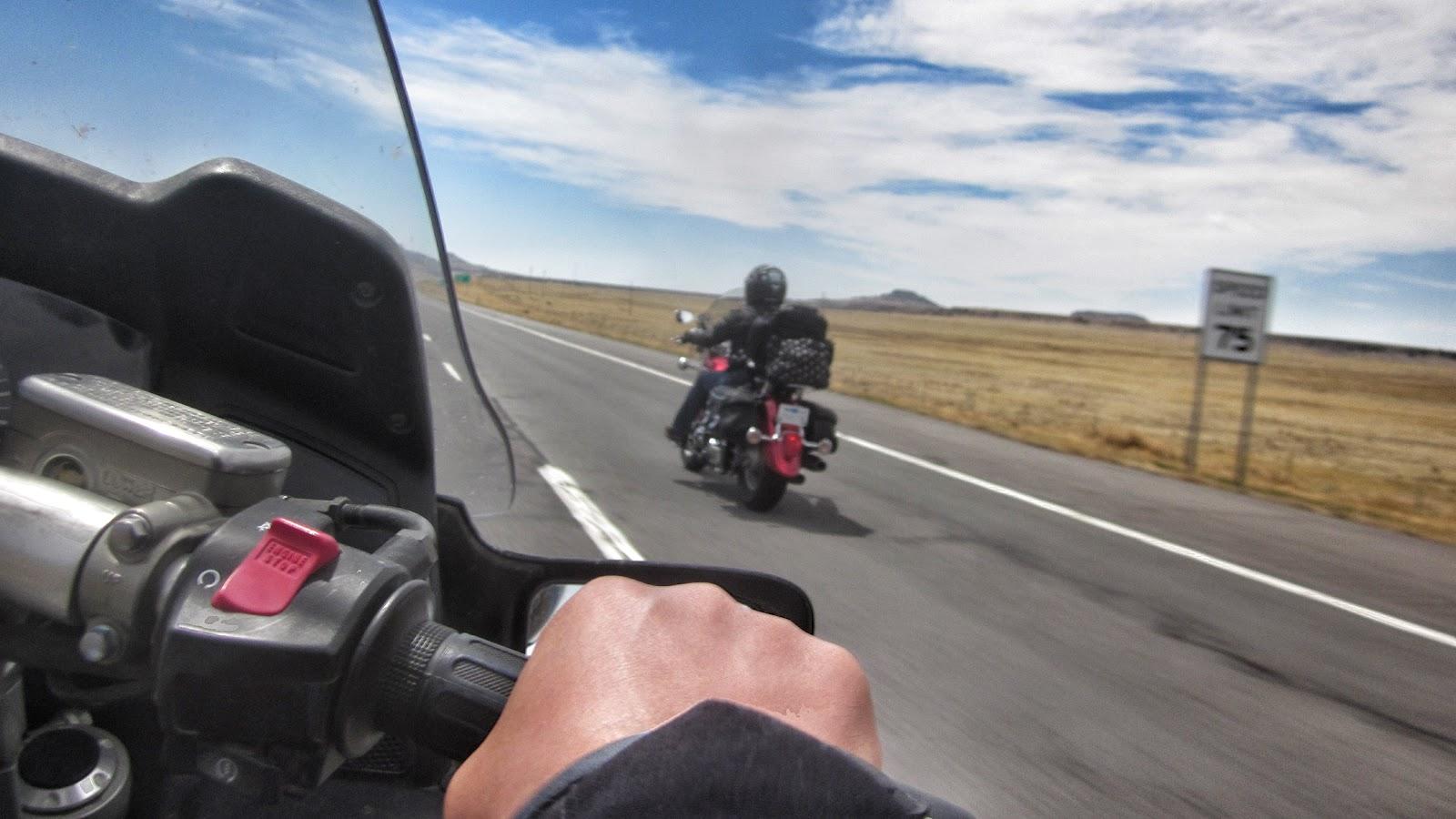 I-25 new mexico motorcycle