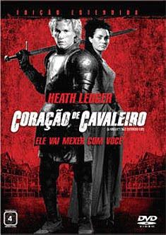 Filme Poster Coração de Cavaleiro DVDRip XviD & RMVB Dublado