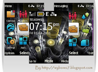 Htc theme for Nokia 6303i Classic