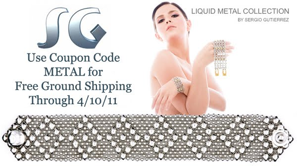 what 39 s hot at sidestreet boutique liquid metal jewelry