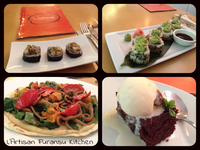 L'Artisan-Furansu Kitchen [Restaurante Franco-Japonés]
