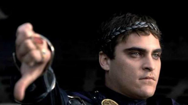 Commodus gives Facebook permission to dislike