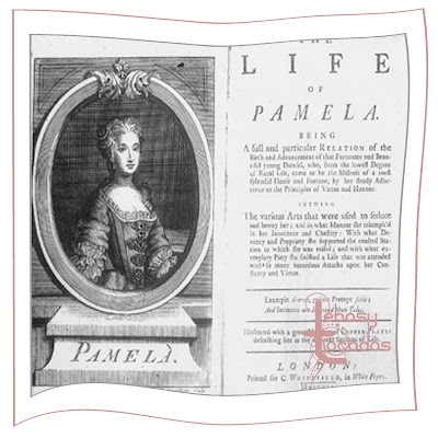 "Samuel Richardson ""Pamela o la virtud recompensada"","