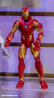 Hasbro 2013 Toy Fair Display Pictures - Iron Man Marvel Legends - Heroic Age Iron Man