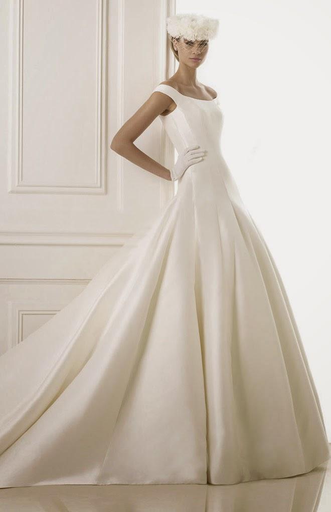 Pronovias 2015 bridal collections part 2 belle the for Wedding dresses st cloud mn