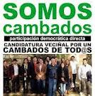 """CANAL YOU TUBE DE """"SOMOS CAMBADOS"""""""
