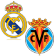 Live Stream Real Madrid - FC Villarreal