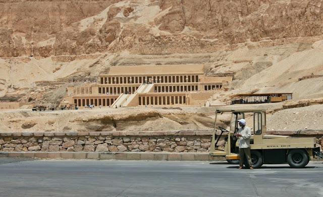 viaje Egipto Egypt templo Hatshepsut temple