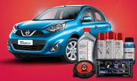 Participar da promoção Nissan 2016 Férias de Ouro
