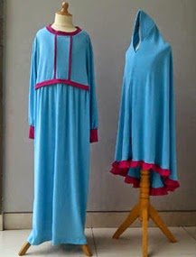 Gamis Jersey Anak