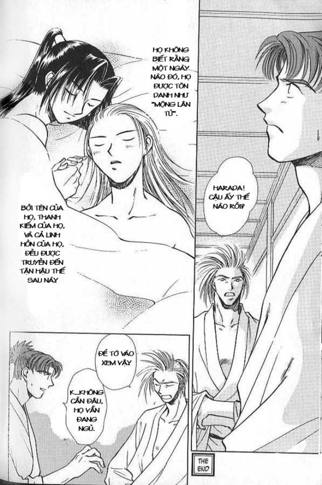 Soshite Haru No Tsuki chap 4 - Trang 41