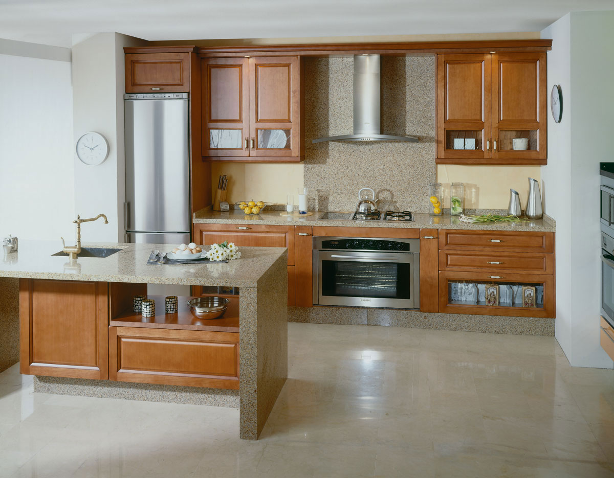 Decorating Ideas For Kitchen Cabinets