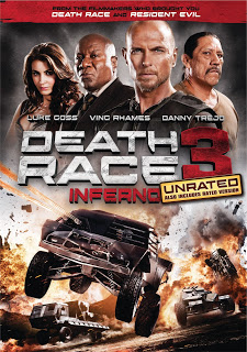 Death Race 3 (2013) 720p BRRip Hindi Dubbed Watch Online