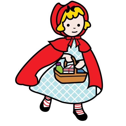 CLASE DE AURORA: LITTLE RED RIDING HOOD