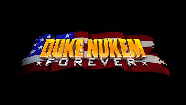 Duke Nukem Forever title