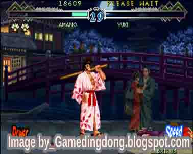 games ding dong The Last Blade 3