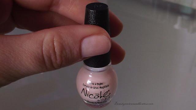 OPI Kardashian Kollection Nail Polish Review - Kim-Pletely In Love