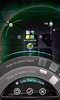 Next Launcher 3D v2.05