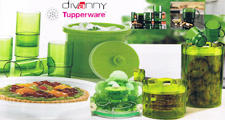 divanny tupperware bandung, tupperware indonesia