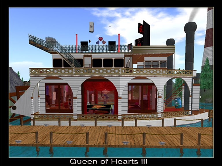 The Queen of Hearts