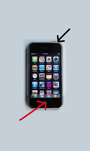 how to set up iphone without home button