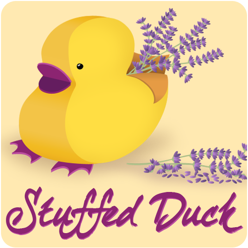 Stuffed Duck