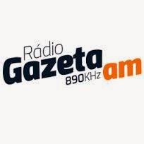 ouvir a Rádio Gazeta AM 890,0 São Paulo SP