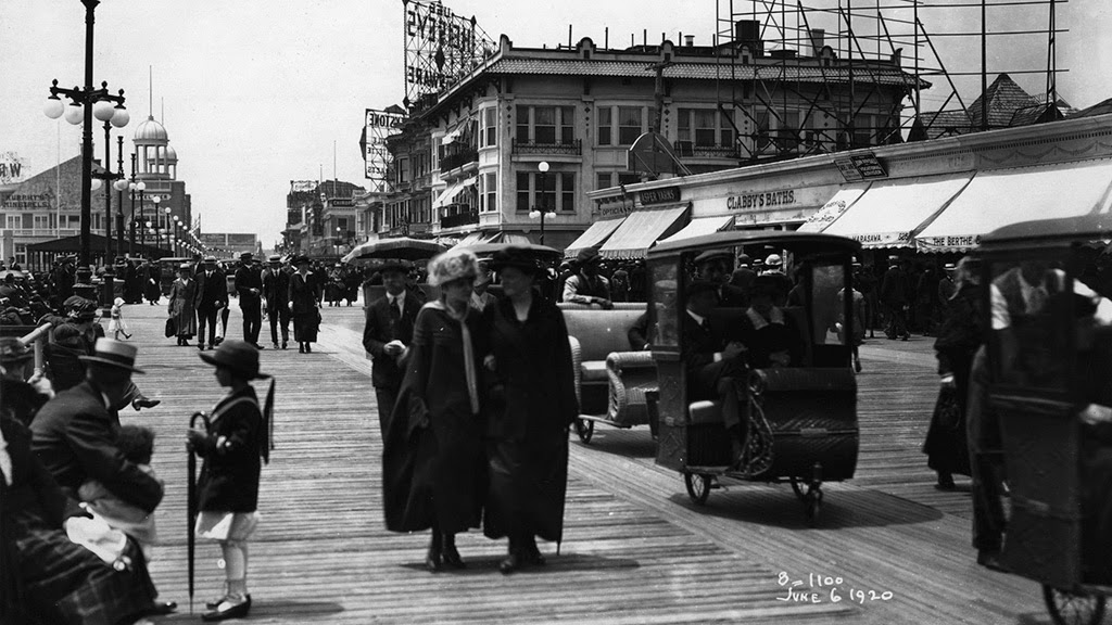 Atlantic City años 20