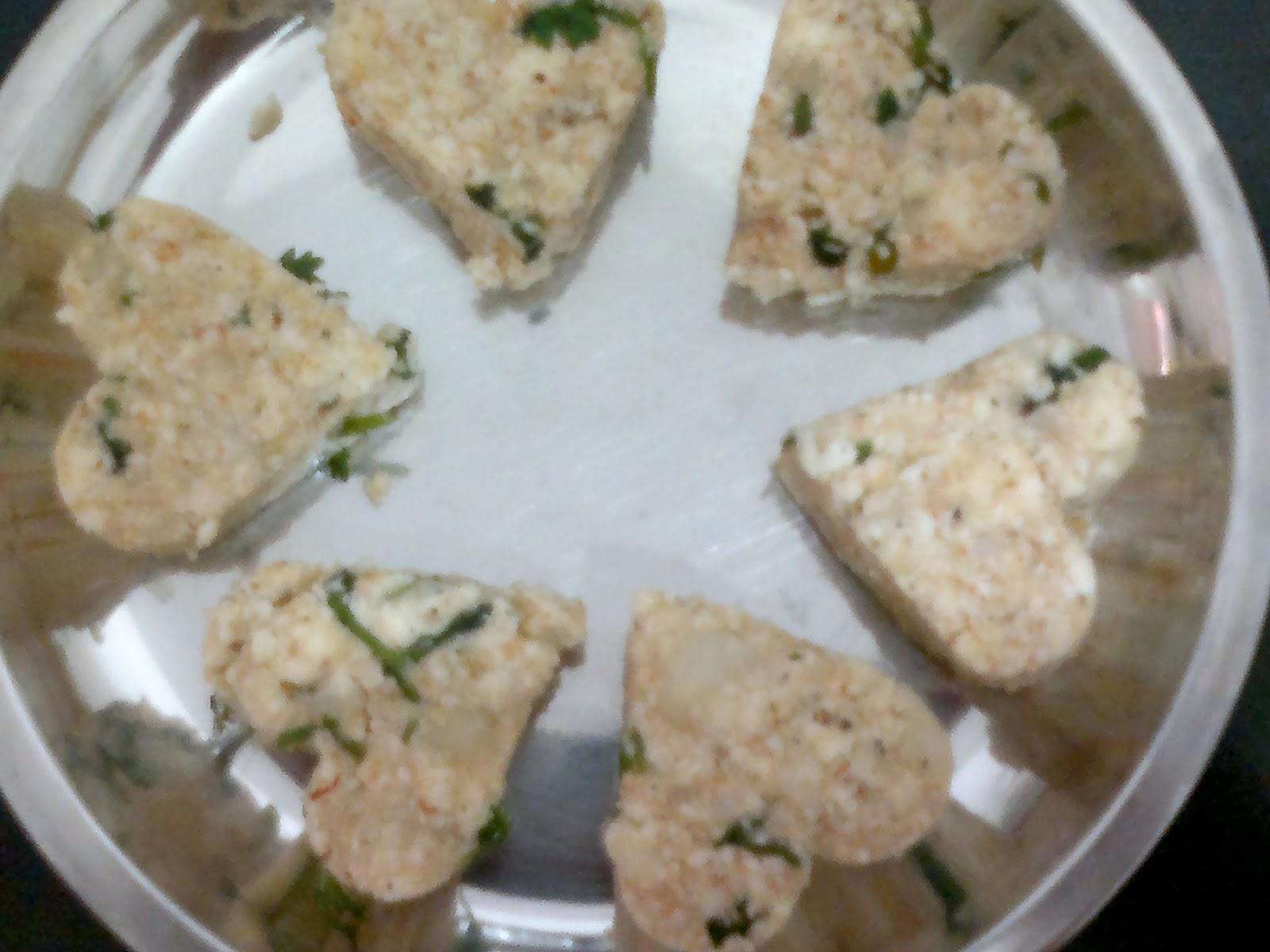 Mazedar Recipes: Paneer Cutlets (Valentines special)