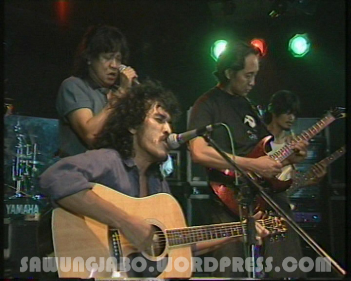 video langka launching album Iwan Fals &amp; Swami th 90
